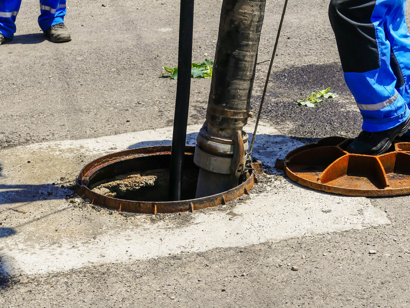industrial drain services in Battle Creek & Marshall, MI